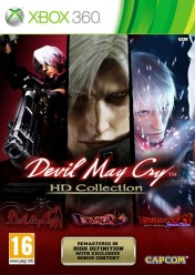 Cover Devil May Cry HD Collection (Xbox 360)