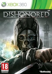 Cover Dishonored (Xbox 360)