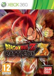 Cover Dragon Ball Z: Battle of Z