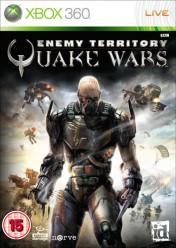 Cover Enemy Territory: Quake Wars