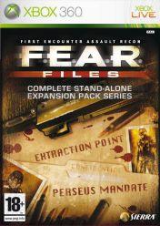 Cover F.E.A.R. Files