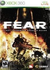 Cover F.E.A.R. - First Encounter Assault Recon