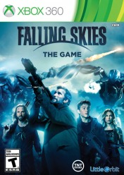Cover Falling Skies: The Game