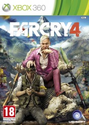 Cover Far Cry 4