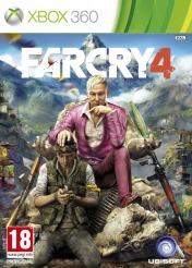 Cover Far Cry 4 (Xbox 360)