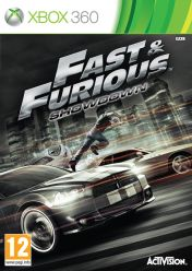 Cover Fast and Furious Showdown