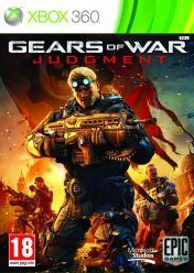 Cover Gears of War: Judgment (Xbox 360)