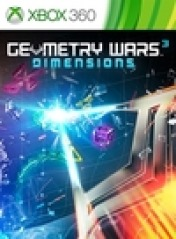 Cover Geometry Wars 3: Dimensions (Xbox 360)