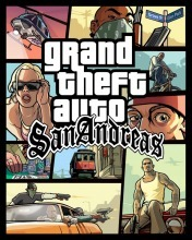 Cover Grand Theft Auto: San Andreas (Xbox 360)