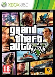 Cover Grand Theft Auto V