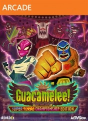 Cover Guacamelee! Super Turbo Championship Edition (Xbox 360)