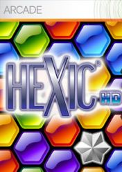 Cover Hexic HD (Xbox 360)