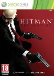 Cover Hitman Absolution