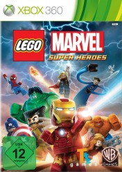 Cover LEGO Marvel Super Heroes (Xbox 360)