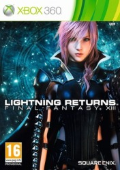 Cover Lightning Returns: Final Fantasy XIII