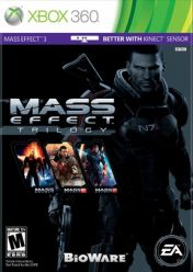 Cover Mass Effect Trilogy