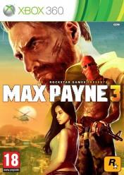 Cover Max Payne 3 (Xbox 360)