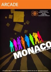 Cover Monaco: What's Yours Is Mine