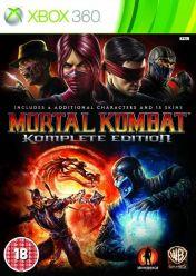 Cover Mortal Kombat Komplete Edition