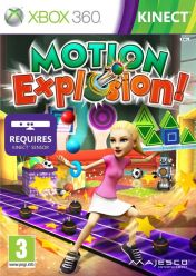 Cover Motion Explosion!