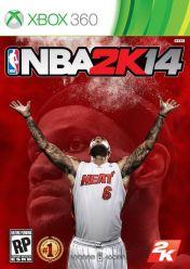 Cover NBA 2K14