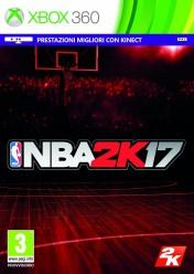 Cover NBA 2K17 (Xbox 360)