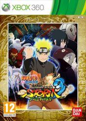 Cover Naruto Shippuden: Ultimate Ninja Storm 3 Full Burst