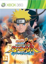 Cover Naruto Shippuden: Ultimate Ninja Storm Generations