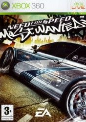 Cover Need for Speed Most Wanted (2005) (Xbox 360)