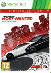 Cover Need for Speed Most Wanted