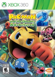 Cover Pac-Man and the Ghostly Adventures 2