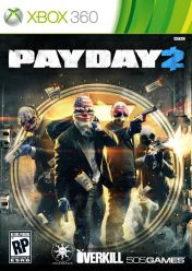 Cover Payday 2