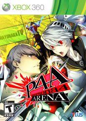 Cover Persona 4 Arena (Xbox 360)