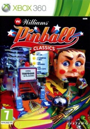 Cover Pinball Hall of Fame: The Williams Collection (Xbox 360)