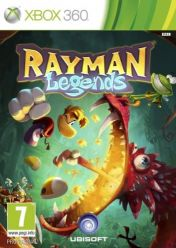 Cover Rayman Legends (Xbox 360)
