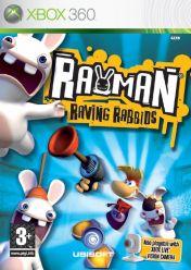 Cover Rayman Raving Rabbids (Xbox 360)