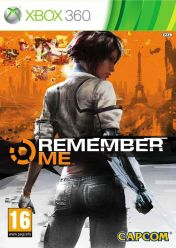 Cover Remember me (Xbox 360)