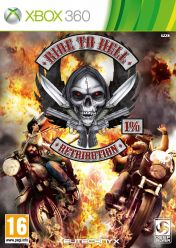 Cover Ride to Hell: Retribution