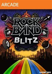 Cover Rock Band Blitz