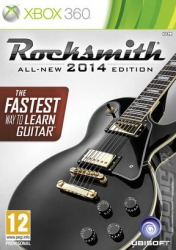 Cover Rocksmith 2014 Edition (Xbox 360)