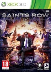 Cover Saints Row IV