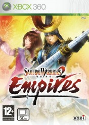 Cover Samurai Warriors 2: Empires
