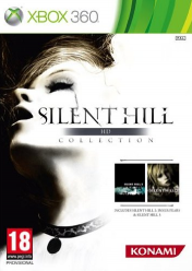 Cover Silent Hill HD Collection (Xbox 360)