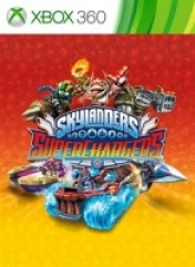 Cover Skylanders SuperChargers (Xbox 360)