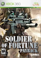Cover Soldier of Fortune: PayBack