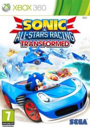Cover Sonic & All-Stars Racing Transformed (Xbox 360)