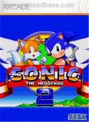 Cover Sonic the Hedgehog 2