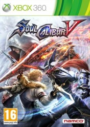Cover Soul Calibur V