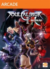 Cover SoulCalibur II HD Online