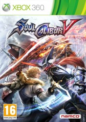 Cover SoulCalibur V